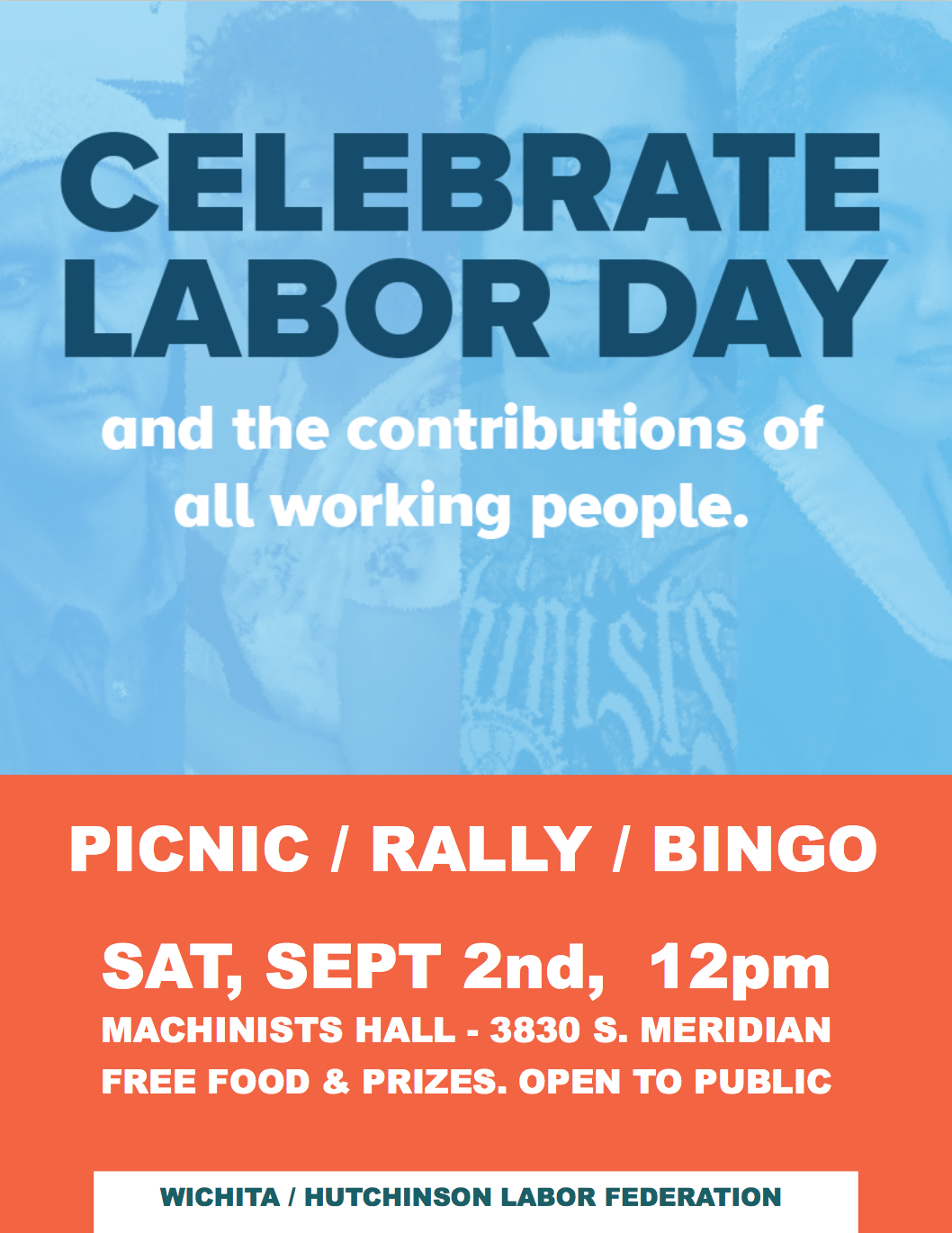 Labor Day Poster 2017